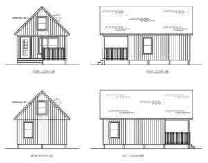 Norway II Elevations