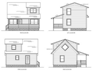 Cedar II Elevations