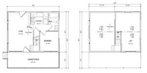 Cedar II Floorplan