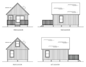 Norway I Elevations